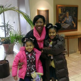 me and johson girls